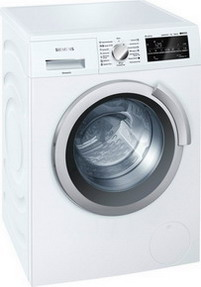 Стиральная машина Siemens WS 12 T 460 OE встраиваемая стиральная машина siemens wk 14 d 541 oe