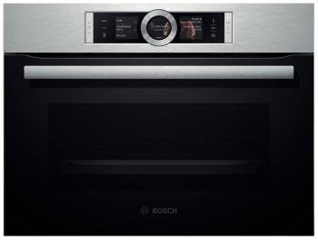 Встраиваемый электрический духовой шкаф Bosch CSG 656 BS1 духовой шкаф электрический bosch hba43t360