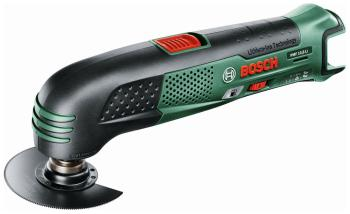 Многофункциональная шлифовальная машина Bosch PMF 10.8 LI (0.603.101.924) шлифовальные машины bosch многофункциональный инструмент bosch pmf 250 ces 250вт