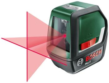Уровень Bosch PLL 2 (0603663420) лазерный уровень bosch pll 1p 0603663320