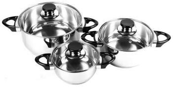 Набор посуды Berghoff Vision Prima 6пр. 1112473 vision enhancers