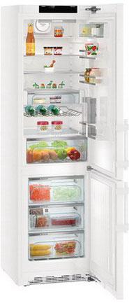 Двухкамерный холодильник Liebherr CNP 4858 двухкамерный холодильник liebherr cnp 4758
