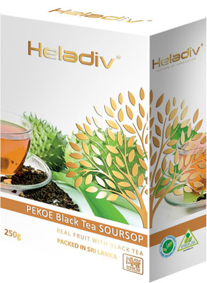 Чай черный HELADIV SOURSOP BLACK TEA 250 g