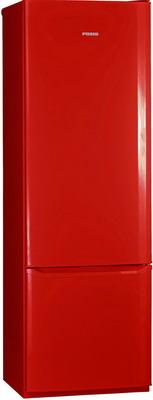 Двухкамерный холодильник Позис RK-103 рубиновый двухкамерный холодильник позис rk 101 серебристый металлопласт