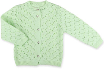 Кофта Уси-Пуси Принцесса Рт. 74 Салатовый свитер олени уси пуси свитер олени