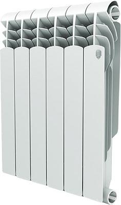 Водяной радиатор отопления Royal Thermo Vittoria 500 - 6 секций радиатор royal thermo vittoria 500 6 секций