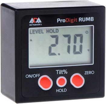 Уровень ADA Pro-Digit RUMB строительный уровень ada titan 1200