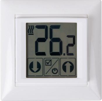 Терморегулятор REXANT RX-418 H белый