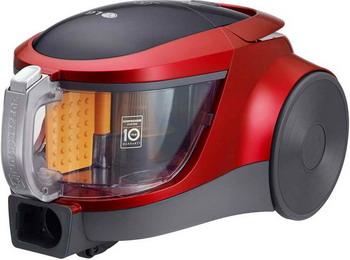 Пылесос LG VK 76 A 09 NTCR красный