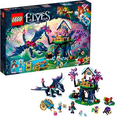 Конструктор Lego Elves 41187 Тайная лечебница Розалин