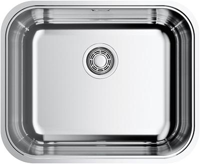 Кухонная мойка OMOIKIRI Omi 54-U/IF-IN нерж.сталь/нержавеющая сталь (4993488) кухонная мойка omoikiri notoro 39 in нерж сталь 4973077