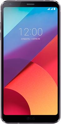 Мобильный телефон LG G6 H 870 DS черный мобильный телефон lg class h 650 e серебристый