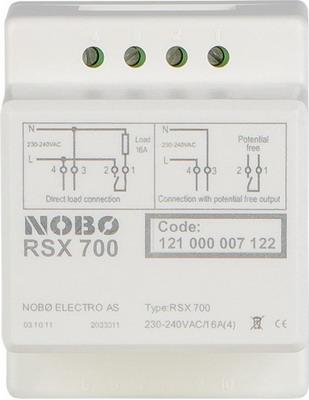 Релейный приемник NOBO RSX 700