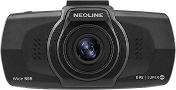 Автомобильный видеорегистратор Neoline Wide S 55 черный neoline cubex v11 черный