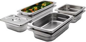 Набор посуды для духового шкафа с паром Electrolux