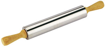 Скалка Tescoma DELICIA 630172 форма для нарезания сетки из теста tescoma delicia 30см 630898