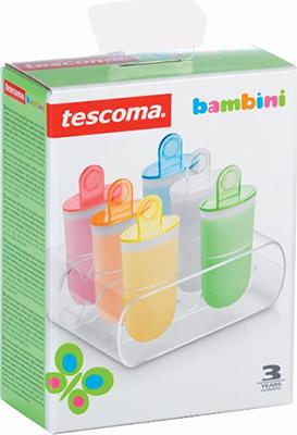 Формочки для мороженого Tescoma BAMBINI 6шт 668220 волшебная страна 6шт 001475