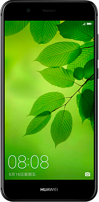 Мобильный телефон Huawei Nova 2 4/64 черный аксессуар чехол huawei nova zibelino classico black zcl hua nov blk