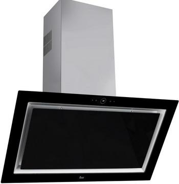 Вытяжка со стеклом Teka QUADRO DLV 985 B кухонная вытяжка teka dvt 680 b black