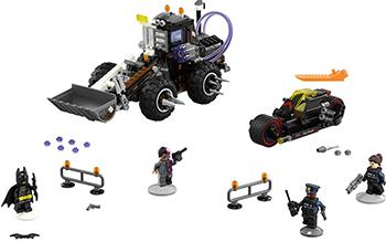 Конструктор Lego Batman Movie Разрушительное нападение Двуликого 70915-L batman volume 9 bloom