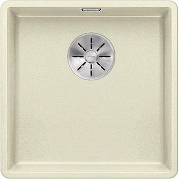 Кухонная мойка BLANCO SUBLINE 400-F жасмин с отв.арм. InFino 523498 мойка subline 400 f jasmine 519800 blanco