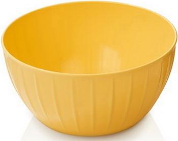 Миска пластиковая Tescoma DELICIA желтый 630362.12 миска tescoma delicia d 20см 2 5л 630391