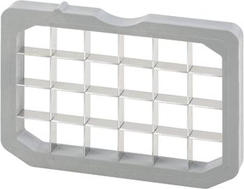 Нож кубикорезки Bosch 13х13х8мм для MUM5.. MUZ.CC. 00633442 шкатулка фоторамка для ювелирных украшений moretto 18 x 13 x 5 см 39867
