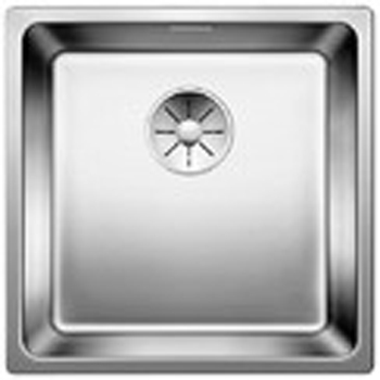 Кухонная мойка BLANCO ANDANO 400-IF InFino нерж. сталь 522957 мойка andano 700 if 518616 blanco