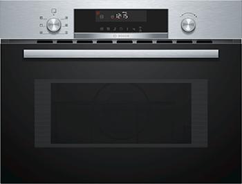 Встраиваемая микроволновая печь СВЧ Bosch CMA 585 M S0 микроволновая печь встраиваемая bosch hmt72m654