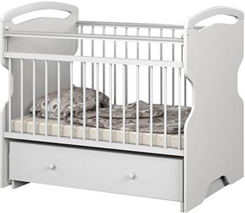 Детская кроватка Sweet Baby Ofelia Bianco (Белый)
