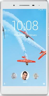 Планшет Lenovo Tab 4 TB-7504 X 2Gb 16 Gb LTE (ZA 380087 RU) белый планшет lenovo tab 4 tb 7304x 7 za330081ru mediatek mt8735d 1 1 1gb 16gb 7 ips wi fi bt 3g lte 2 2mpx android black