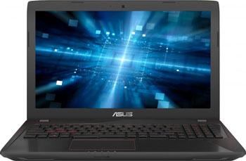 Ноутбук ASUS FX 553 VE-DM 347 T (90 NB0DX4-M 05000) ноутбук asus gl 703 vd gc 046 t 90 nb0gm2 m 03310
