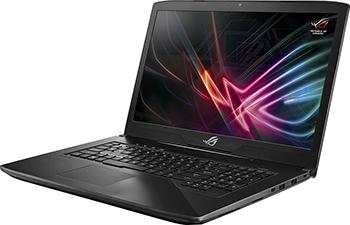 Ноутбук ASUS GL 703 GE-GC 168 T i5-8300 H (90 NR 00 D2-M 03470) Black Metal ноутбук hasee k480n i5d4 d2 i5 gt645m
