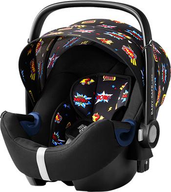 Автокресло Britax Roemer Baby-Safe2 i-size Comic Fun Highline 2000030762