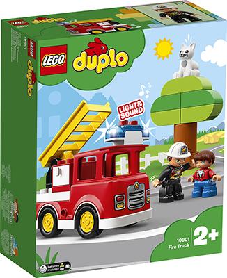 Конструктор Lego Пожарная машина 10901 DUPLO Town