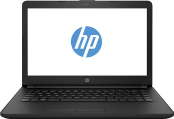 Ноутбук HP 14-bs 027 ur <2CN 70 EA> i5-7200 U (Jet Black)