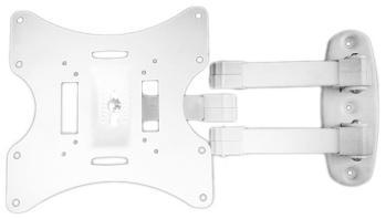 все цены на Кронштейн для телевизоров Benatek LCD-ARM-W белый онлайн