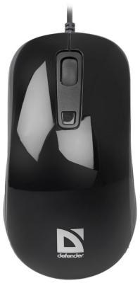 Мышь Defender Datum MB-060 black 52060 мышь defender datum mb 060 черный