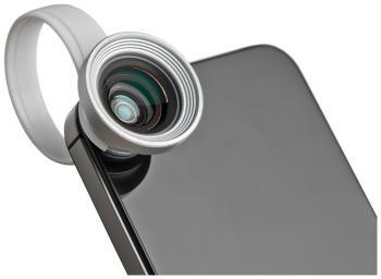 Объектив для смартфонов Defender Lens 2 in 1 макро+широкий угол 29999