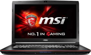Ноутбук MSI GP 72 6QF-274 RU Leopard Pro ноутбук msi gs43vr 7re 094ru phantom pro 9s7 14a332 094