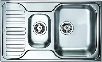 Кухонная мойка Teka Princess 1 1/2B 1/2D кухонная мойка teka classic 1b 1d mctxt