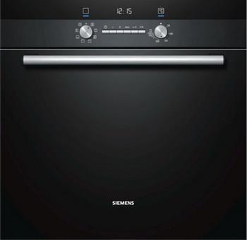 Встраиваемый электрический духовой шкаф Siemens HB 43 GR 655 встраиваемый электрический духовой шкаф smeg sf 4120 mcn