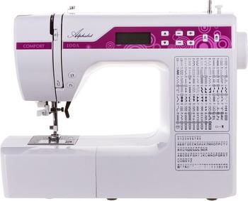 Швейная машина LEGENDA Comfort 100 A стиральные машины автомат в москве