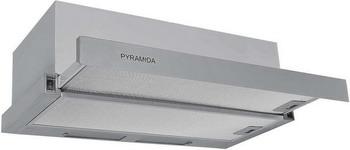 Встраиваемая вытяжка Pyramida TL 50 INOX/N  вытяжка pyramida tl 60 inox