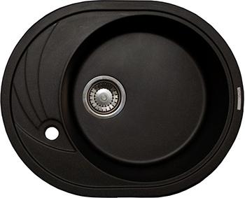 Кухонная мойка LAVA E.1 (BASALT чёрный) комплект пылесборников vesta lg 02 5шт