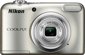 Цифровой фотоаппарат Nikon COOLPIX A 10 серебристый