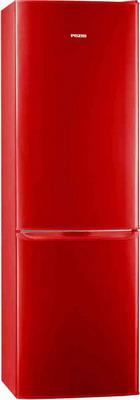 Двухкамерный холодильник Позис RD-149 рубиновый двухкамерный холодильник don r 295 b
