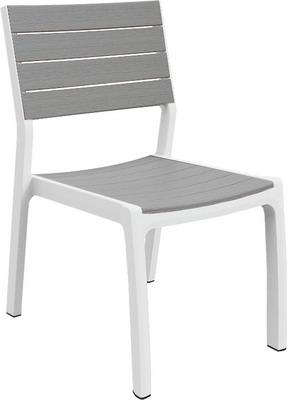 Стул Keter Harmony белый серый 17201232