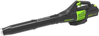 Воздуходувка Greenworks 60 V GD 60 AB без аккумулятора и зарядного устройства 2401307 воздуходувка greenworks g40bl 24107 без аккум и зу