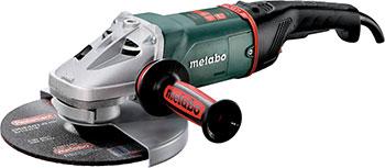 Угловая шлифовальная машина (болгарка) Metabo WE 24-230 MVT 2400 вт 606469000 шлифмашина угловая metabo we 24230 mvt 2400вт 606469000